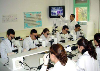 Laboratori d'hematologia