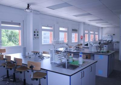Laboratori dietètica i salut ambiental