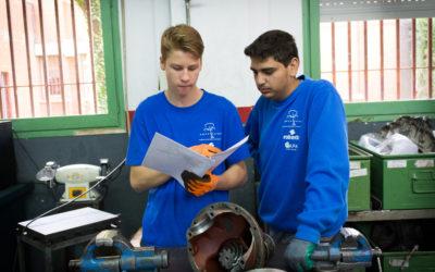 OFERTA DE FEINA: tècnic/a en electromecànica o automoció al Bages