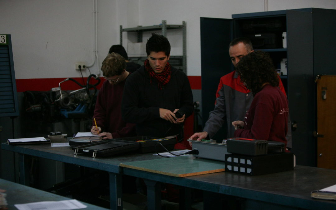 OFERTA DE FEINA: tècnic/a superior en automoció