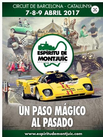 Participació al certamen: Espíritu de Montjuic