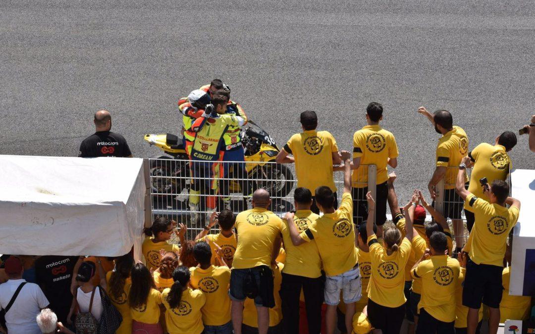 Magnífic tercer lloc a les 24 hores de Montmeló!!!!!!