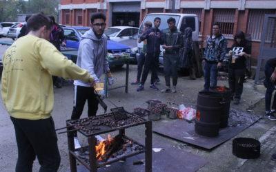 Festa de la Castanyada 2017
