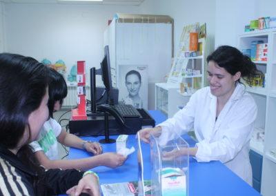 Pràctiques farmàcia
