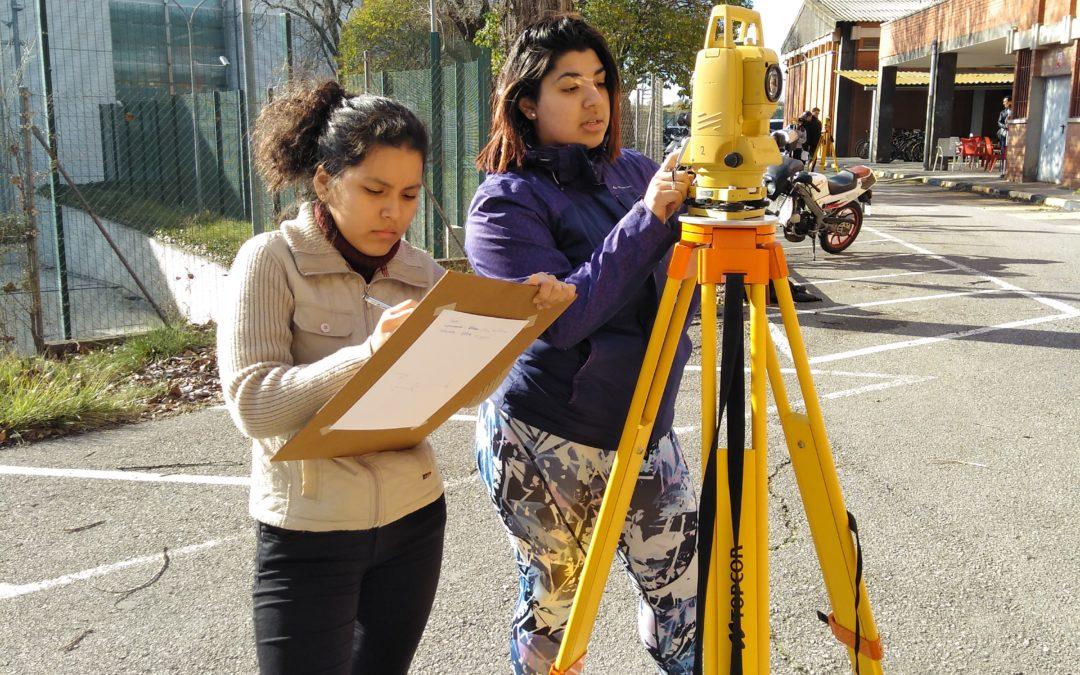 OFERTA DE FEINA: tècnics/ques en edificació i obra civil