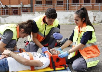 Pràctiques emergències