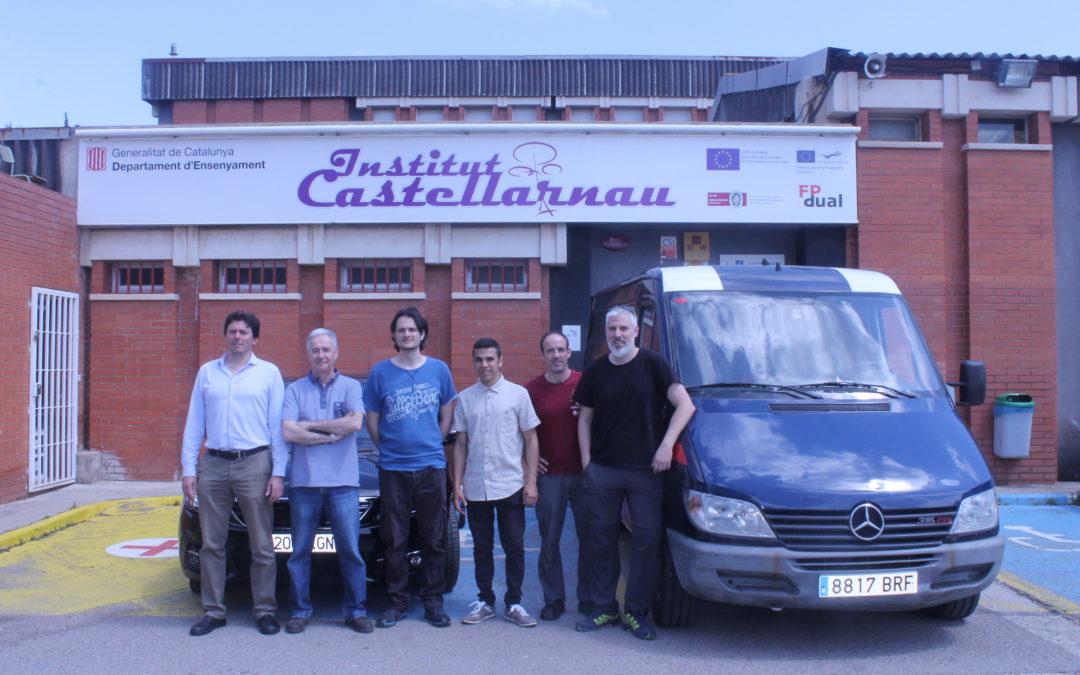 Projecte Chrysalis / Shell Eco-marathon: ja està l'equip en competició!!!