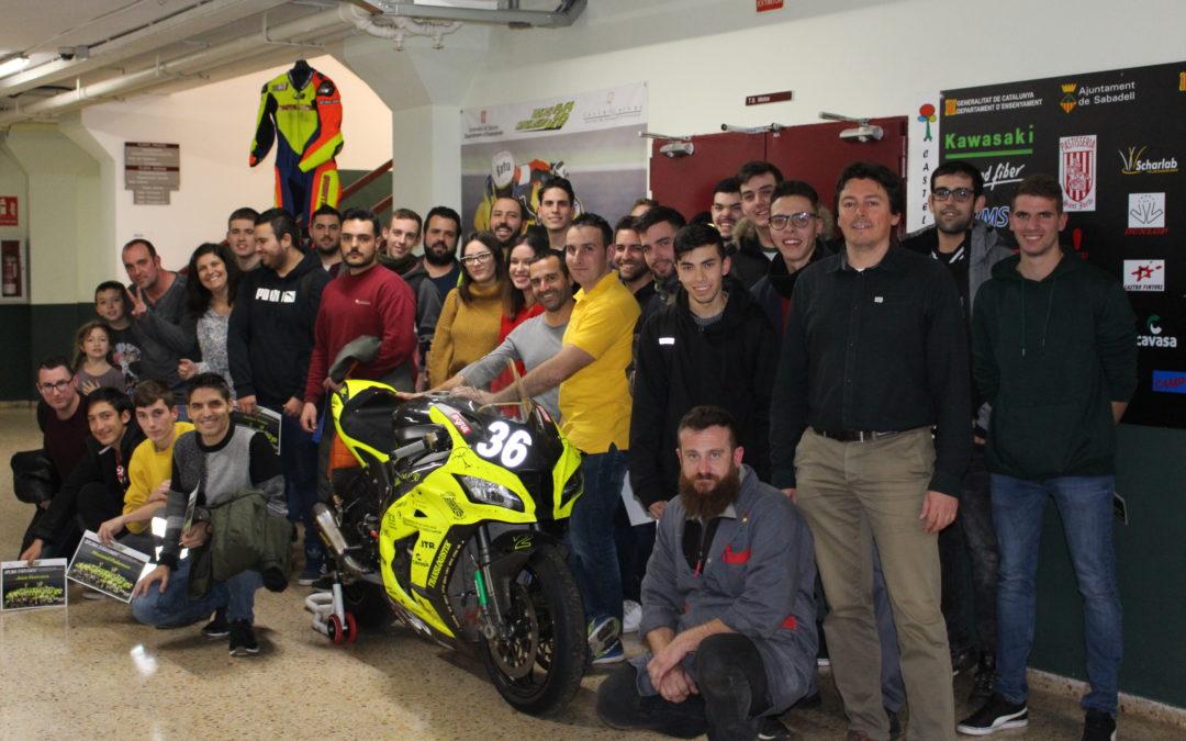 Acte de cloenda de les 24 hores de Motociclisme de Montmeló