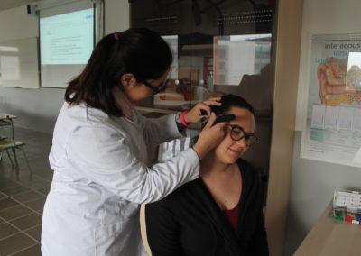 Pràctiques d'audiologia