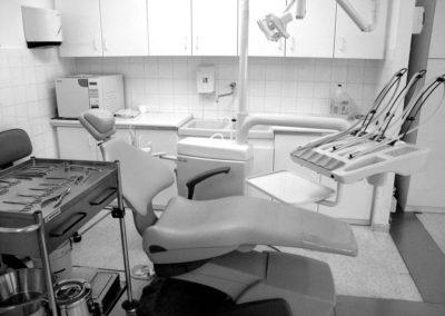 Taller d'odontologia
