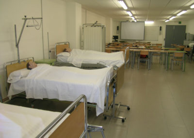 Taller de cures d'infermeria