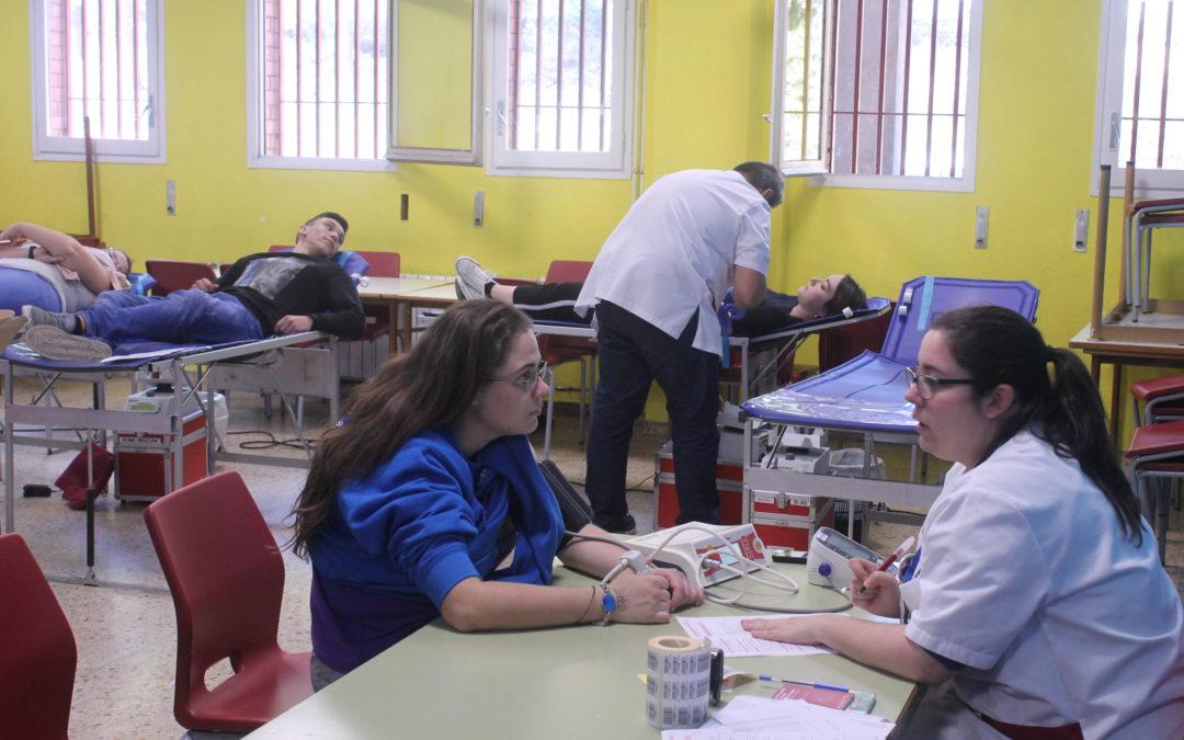 Campanya donació de sang tardor 2017
