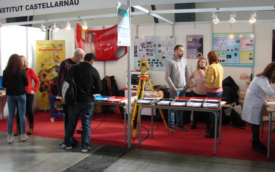 Participació a la Fira de la Formació Professional de Sabadell