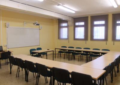 Aula seminari
