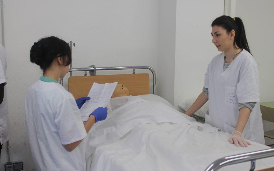 OFERTA DE FEINA: tècnic/a en Cures Auxiliars d'Infermeria a Terrassa