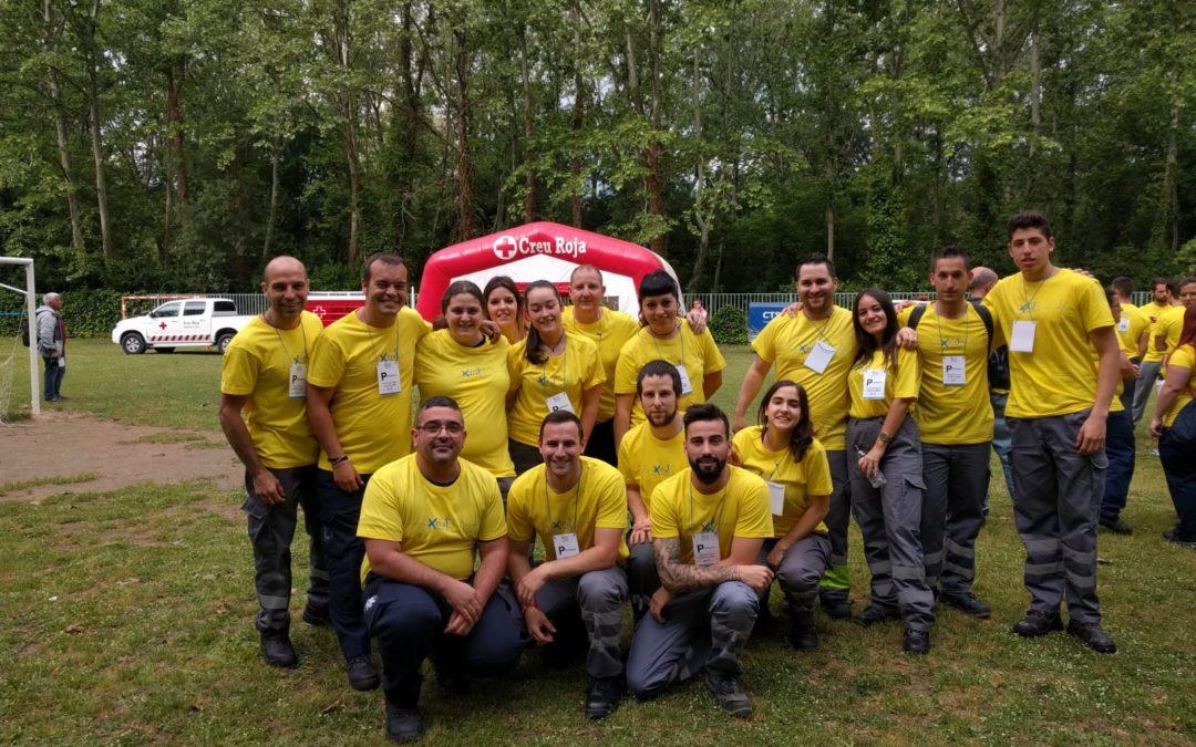 Concurs d'Emergències sanitàries de Catalunya a Girona