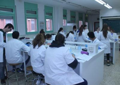 Laboratori hematologia